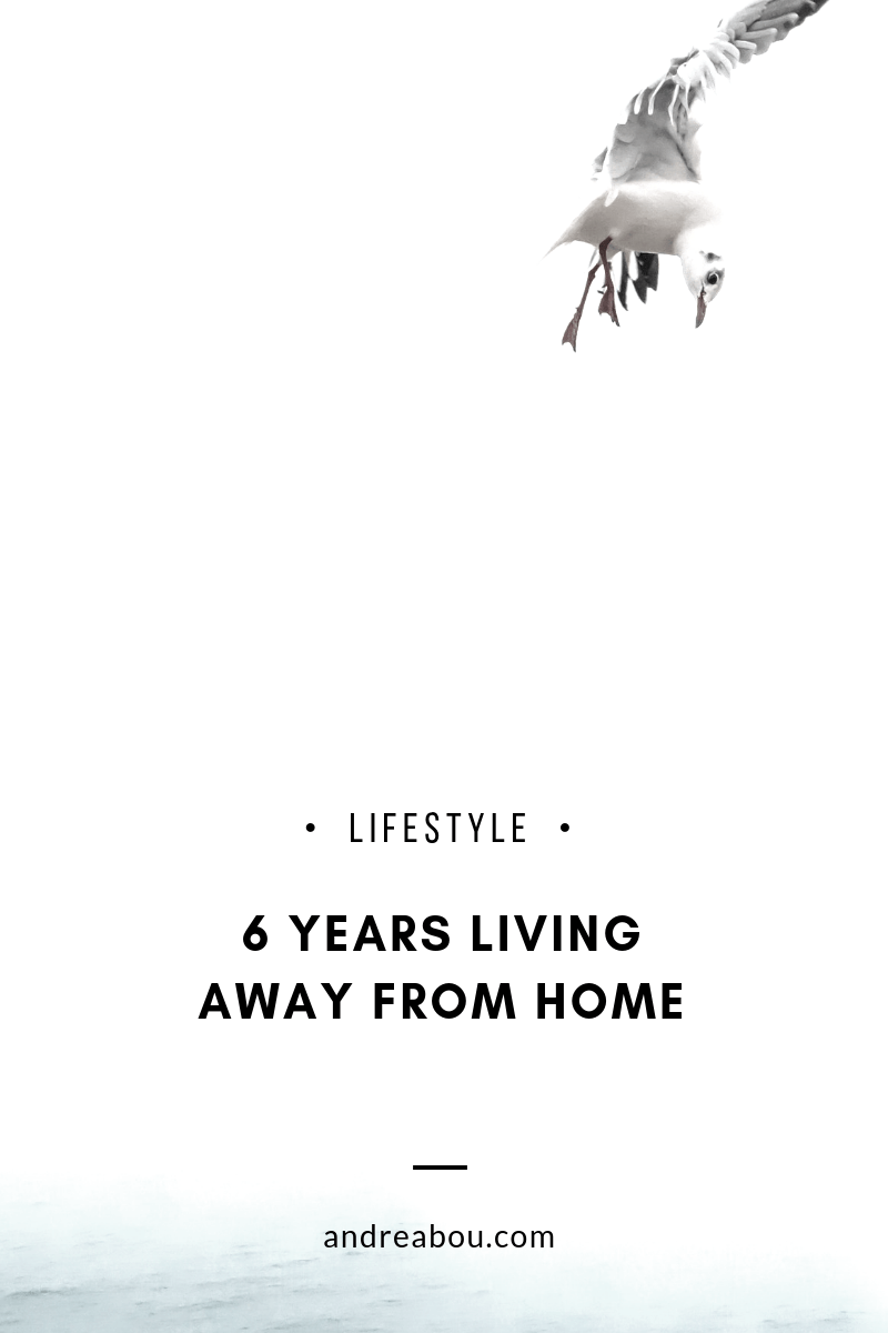 living away from home