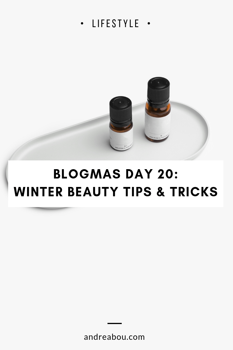 Winter Beauty Tips and Tricks
